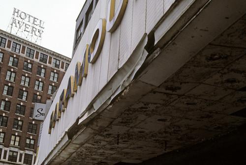 Paramount Theatre Hotel Avery Boston MA