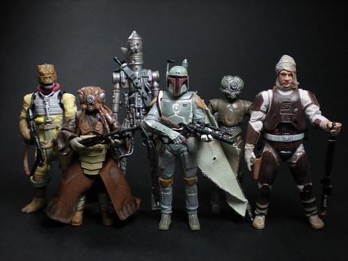 Bounty Hunters 001