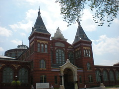 Smithsonian Institution - Arts & Industries Building
