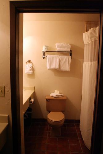 Hacienda Hotel Old Town - Bathroom