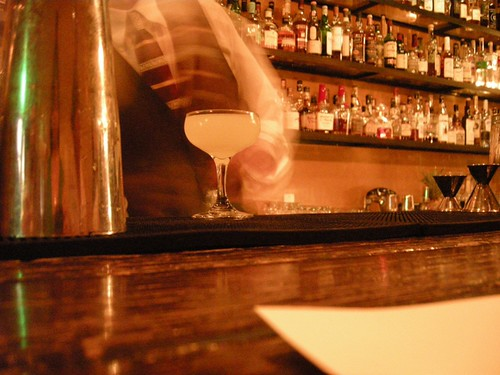 Savoy Cocktail Night at The Alembic (SF)