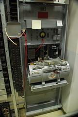 Audichron talking clock, Museum of Communications, Seattle, WA