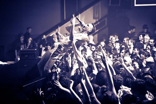 Die Antwoord - Venue Nightclub - Vancouver, BC