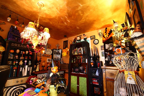 My Halloween Art Studio Photo Shoot 2010