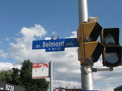 Belmont Avenue, Old Ottawa South; source: author's Flickr collection