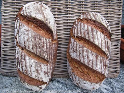 Five Grain Bread - Hamelman 001
