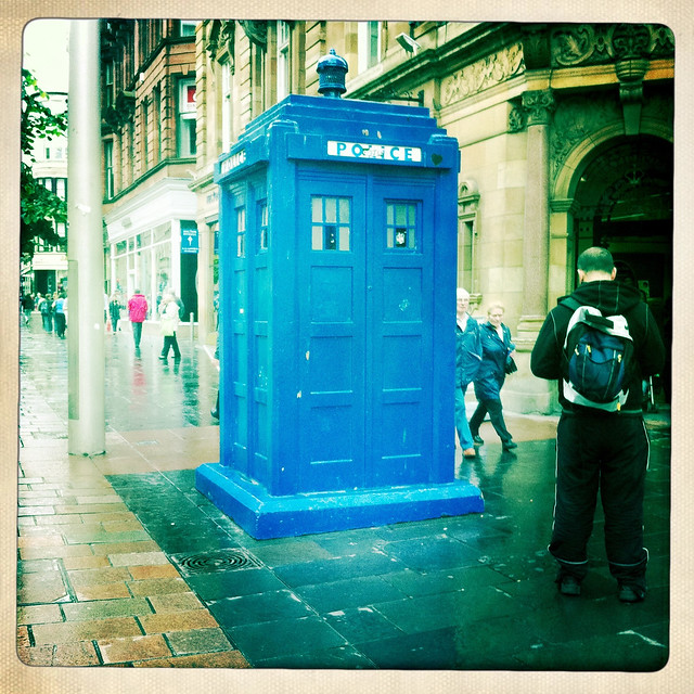 Doctor in Glasgow