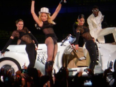 Material girl III (WAIT!..) Tags: barcelona madonna materialgirl stickysweettour