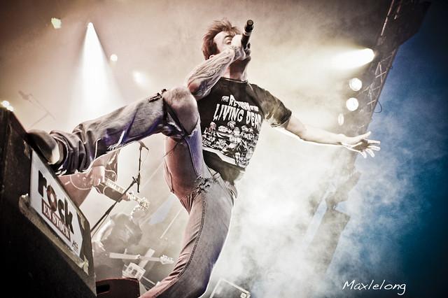 le bal des enrages @ Parc valigot (Festival Rock en stock), Etaples | 01.08.2010