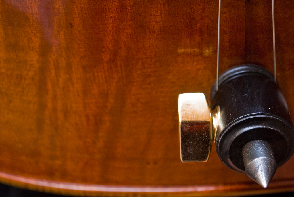 The Cello - End Pin