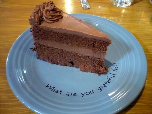 """I am Rapture"" From Cafe Gratitude"