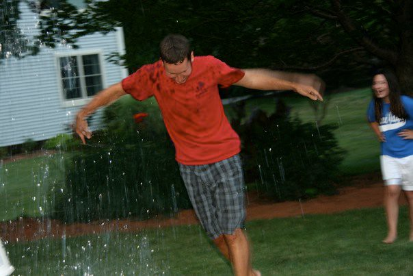 365/227: The Sprinkler Dance