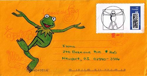 Kermit envelope