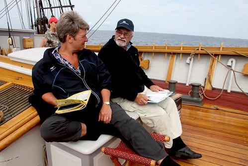 sea sailing ship crossword brig trekronor