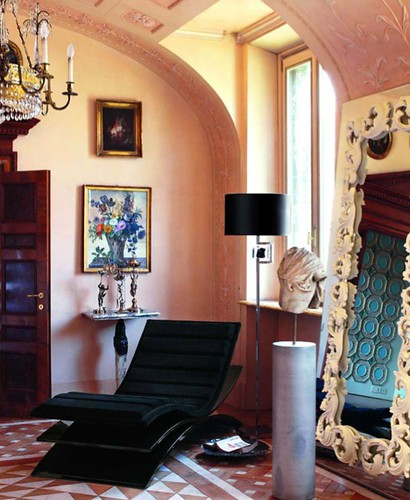 appartement donatella versace