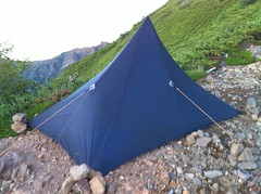"""Locus Gear Khufu Sil Shelter • <a style=""""font-size:0.8em;"""" href=""""http://www.flickr.com/photos/40286809@N02/4875492711/"""" target=""""_blank"""">View on Flickr</a>"""