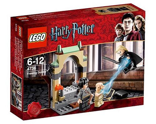 Lego 4736 HP
