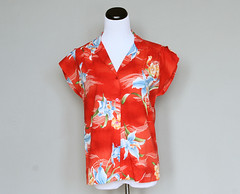 hawaiian blouse