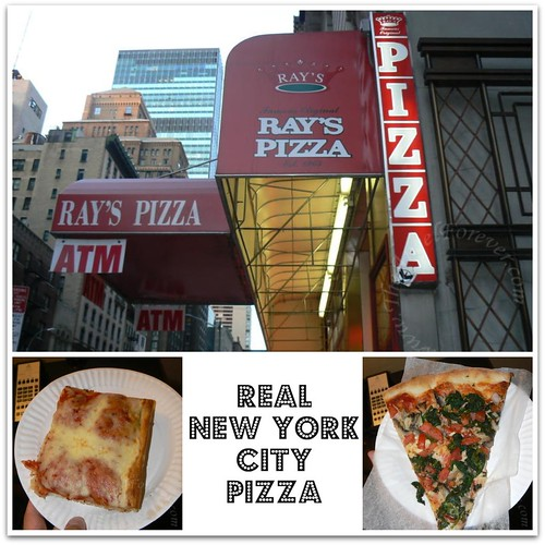 REAL NY pizza time