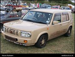 Nissan Rasheen (reallyloud) Tags: nissan rasheen