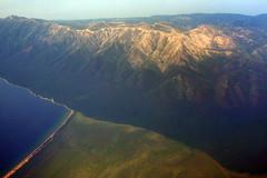 Svyatoy Nos Peninsula From Above, Lake Baikal, Siberia (BaikalNature) Tags: lake nature water forest landscape eau russia outdoor lac aerialview aerial siberia paysage fort russie baikal taiga    lakebaikal  taga sibrie vuearienne   lacbakal