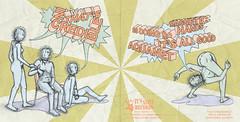 MING DONKEY - RECORD ART - THAT'S INCREDIBLE (MING DONKEY) Tags: punkrock vinylrecords gonerrecords thatsincredible punkart recessrecords mingdonkey thegrumpies itsaliverecords