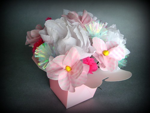 paper flowers 901