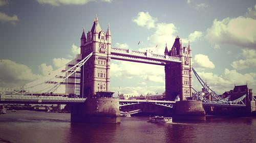 フリー写真素材, 建築・建造物, 橋, タワーブリッジ, イギリス, ロンドン,