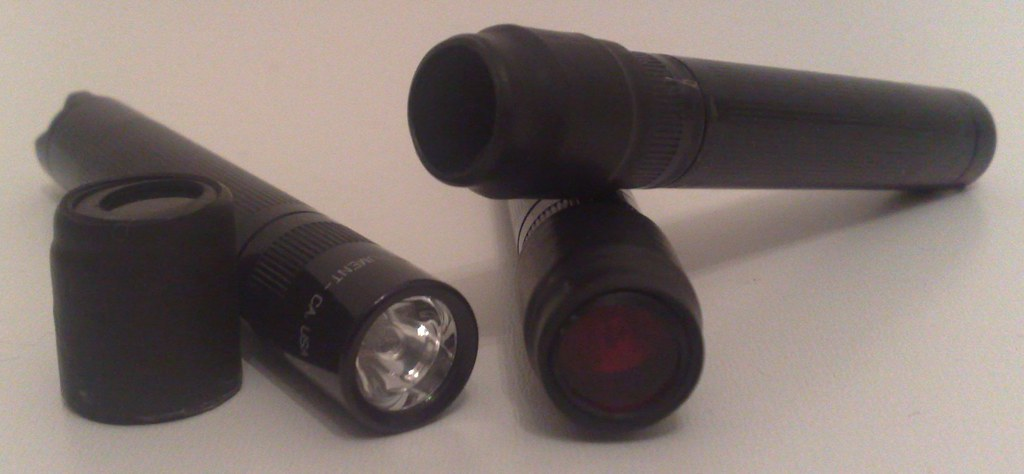 Maglite Solitaire Filters