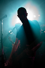 Nottingham's 7.30.10-391 (bridget.n2d) Tags: music rock concert live gig band stagelights d90 whitehouseeffect