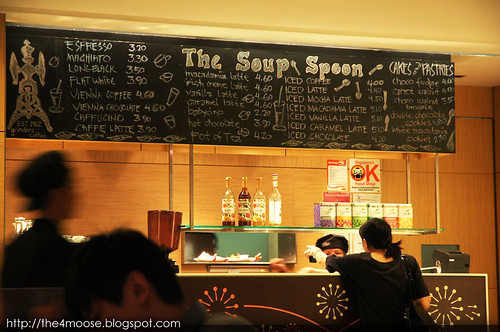Soup Spoon - Bugis Junction