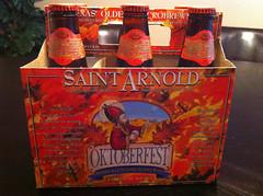 Saint Arnold Oktoberfest Six Pack