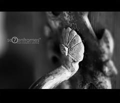 Unlocked (se7enframes') Tags: door wood old light white black metal dark joseph interesting iron dof bokeh lock rusted filipino balance grayscale knob locked pinoy astig pinas unlocked catimbang sevenframes se7enframes josephcatimbang