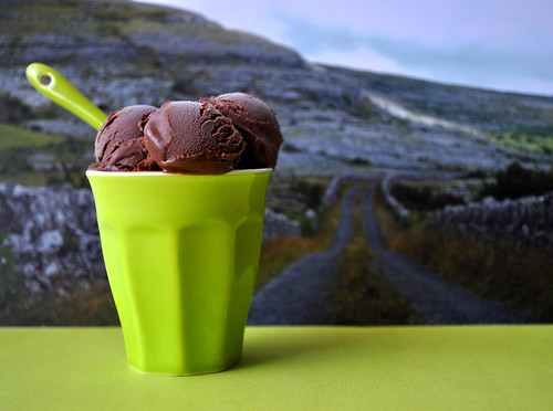 Ice Cream in Connemara