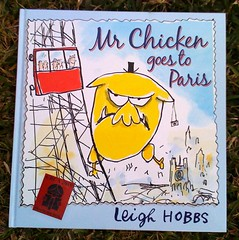 """Mr Chicken goes to Paris"" cover"
