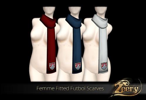 FEMME-FUTBOL-SCARVES-SOLIDS