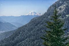 Mt. Baker, WA.   HDR.