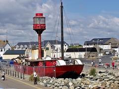 Kilmore Quay (rocinant) Tags: ireland quay wexford lightship guillemot kilmore c720uz guilliemot
