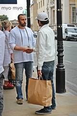 My Brother with Mr.ahmad el shqery (Nouf Ahmed ) Tags: uk 6 man men london me bag with 5 oxford saudi hi ahmad  ksa      myo      pnu      naserallah britch               6 sh8eri 5wa6er alnaserallah