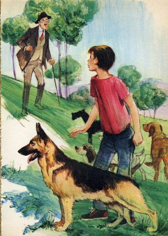 Un chien pour Dominique, by Enid BLYTON -image-50-150