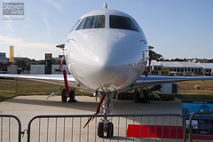 F-HCLS - 71 - Dassault - Dassault Falcon 7X - 100724 - Farnborough - Steven Gray - IMG_7478
