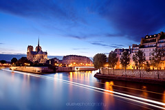 Notre-Dame Dusk (Jinna van Ringen) Tags: longexposure paris church seine night canon photography lights evening europe long exposure ledefrance dusk ringen cit wideangle notredame explore elusive van frontpage 1740mm ledelacit lesaintlouis jorinde jinna pontdelatournelle cathdralenotredamedeparis elusivephoto elusivephotography 5dmkii eos5dmarkii jorindevanringen jinnavanringen