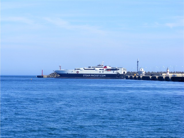Manannan leaves Douglas