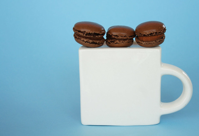 Chocolate mug.