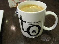 Trees Organic Cafe