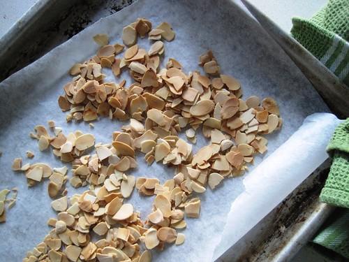 almonds maggie