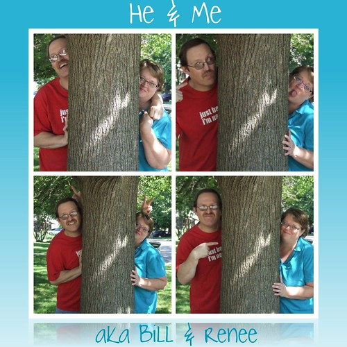 He & Me for about me page