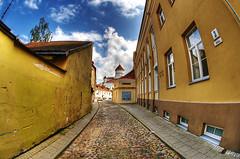 Vilnius gator