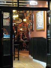 Happy people (mirceavoievod) Tags: espaa sevilla cerveseria
