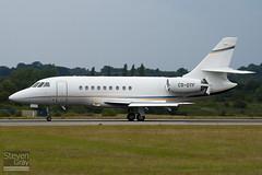 CS-DTF - 102 - Private - Dassault Falcon 2000EX - Luton - 100812 - Steven Gray - IMG_1431